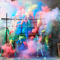 Colourful-smoke-bombs-in-paris-s