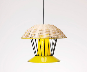 Compiled Lamp by Sebastian Jansson