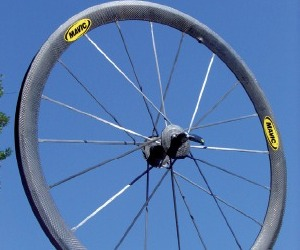 Composite Bicycle Wheel