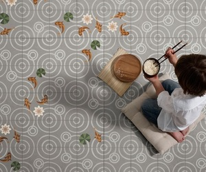 Concrete Drop Tile by Mut Design