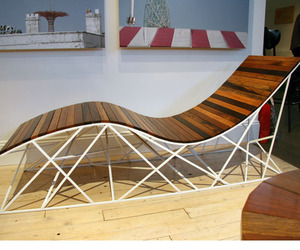 Coney Island Furniture Made From The Iconic Boardwalk