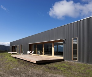 Farmhouse Rises from the Ashes by Doherty Lynch