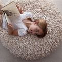 Contemporary-re-cycled-t-shirt-pouf-and-pillow-s