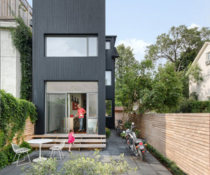Contrast House Dubbeldam Architecture Design