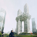Controversial-cloud-towers-resemble-911-attacks-s