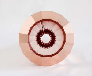 Copper Lights by David Derksen Design