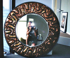 Copper-repousse-mirror-frame-m