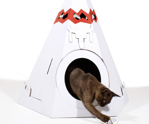 Corrugated-cardboard-teepee-pet-house-m