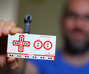 Create Awesomeness With The MaKey MaKey Invention Kit