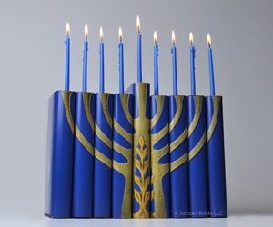 Creative-hanukah-menorah-made-from-books-m