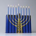 Creative-hanukah-menorah-made-from-books-s