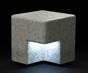 Cube-bench-and-lighting-by-kim-hyunjoo-m