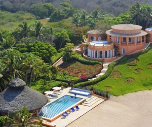 Cuixmala Luxury Resort – Mexico