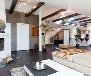 Delightful Contemporary Loft in Stockholm