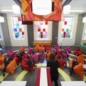 Delightful-design-of-primary-school-in-london-s