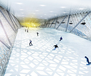 Denmark Planning for World's Largest Indoor Ski Park