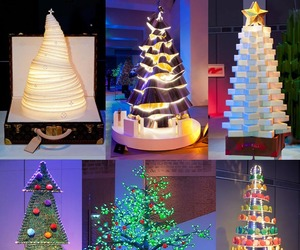 Designer-christmas-trees-for-paris-auction-m