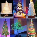 Designer-christmas-trees-for-paris-auction-s