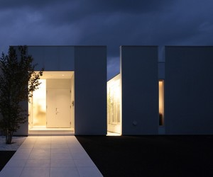 Diamond House by Masao Yahagi Architects