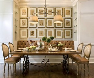 Dining Area Decorating Inspirations