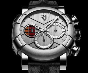 DMC DeLorean Watch | Romain Jerome