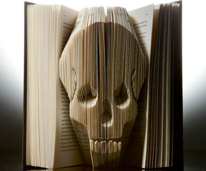 Dogeared-design-folded-book-art-m