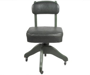 DoMore Solid Wood Stenographer's Office Chair
