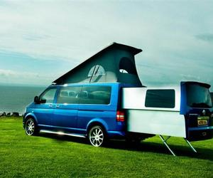 Doubleback Van, Based on the VW Transporter