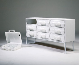 Drawers To Go by Klaus Aalto