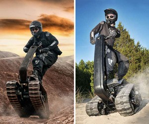 DTV Shredder All Terrain Vehicle