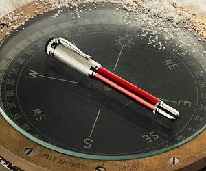 Dunhill Unveils a New Explorer Pen