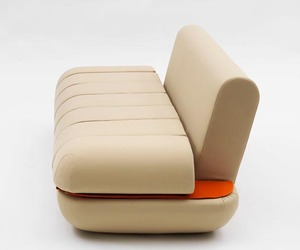 Dynamic Life Sofa by Matali Crasset for Campeggi