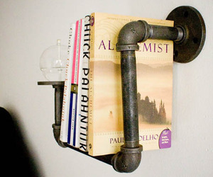Eclectic Interiors Pipe Shelving