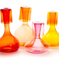 Eco-friendly-brightly-colored-carafes-from-branch-home-s