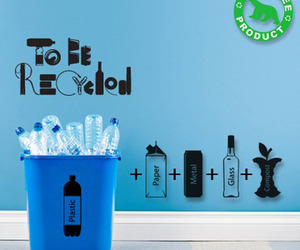Eco Reminder Wall Stickers, Buttons Creative Lamp