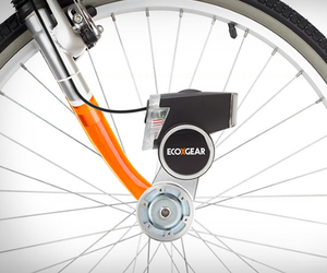 Ecoxpower | Charge Smartphone or GPS Pedaling