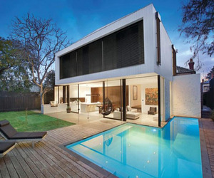 Edwardian Home: Cutting Edge Extension in Melbourne