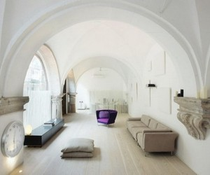 Elegant Gothic Style Home | Elina Vila and Agnès Blanch