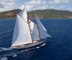Elena – Luxury Sailing Yacht