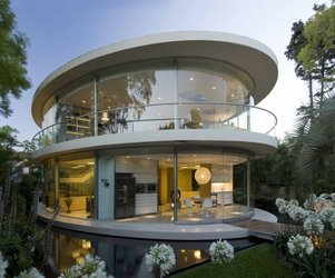 Ellipse Home in Buenos Aires by VS Arquitectos