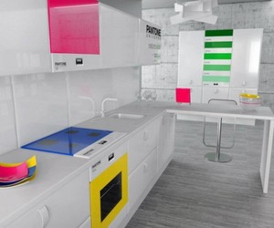 Exquisite Pantone Kitchen