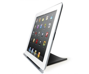 FACET pyramid iPad stand