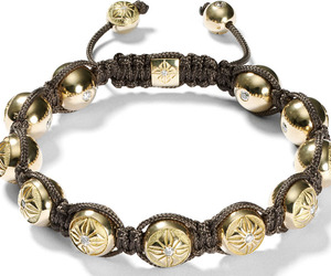Fashion Flash: Shamballa Bracelets