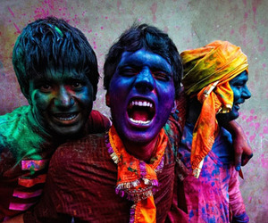 """Festival of Colors"" 