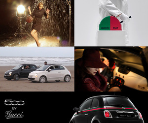 Fiat 500 by Gucci Inspires 4 Short Films