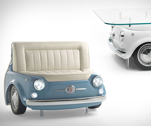 FIAT 500 Furniture