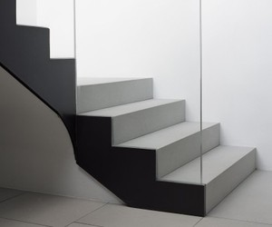 fibreC Corkscrew Stairs from Rieder