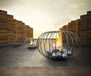 Fire Cage from Colombo Construction
