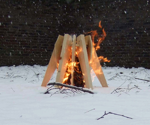 Fire Up - A Campfire DIY Kit