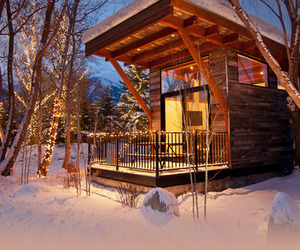 Fireside Resort Luxury Cabins in Jackson Hole | WheelHaus
